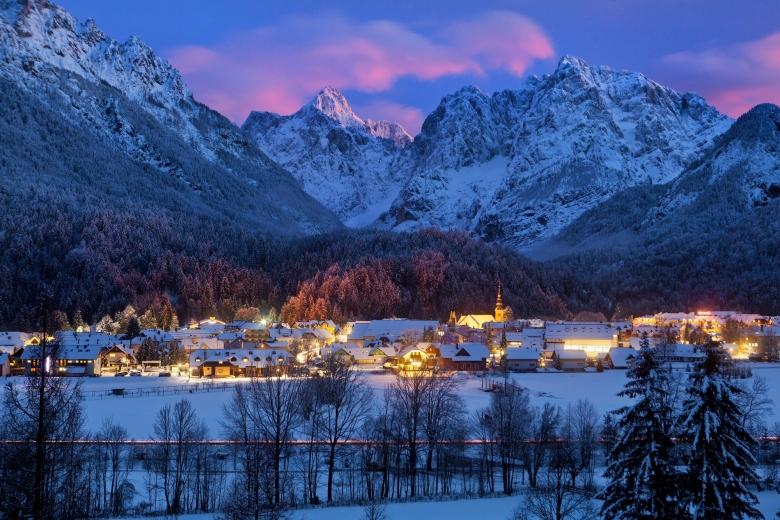 Kranjska Gora, zima